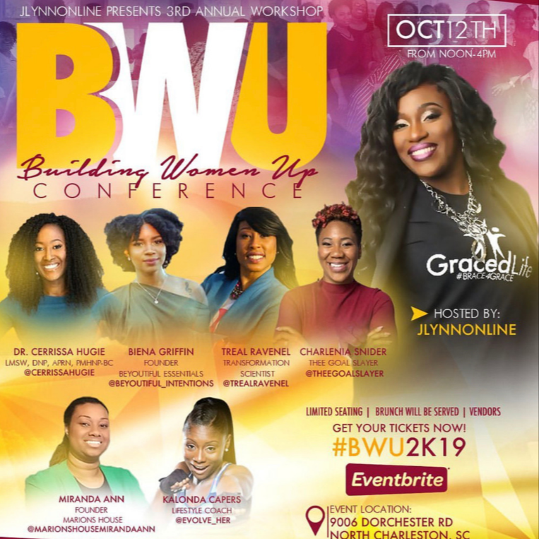 Building Women Up Conference
