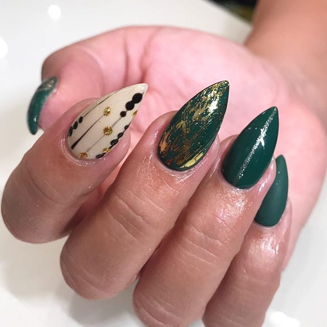 👌🏽👌🏽👌🏽👌🏽_✨✨✨Nail Artist_Julia✨✨✨ #naildit#nailditsalon#naildithollywood#LAnails#hollywoodnai