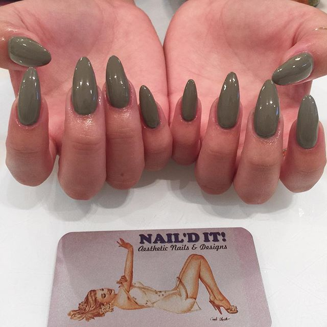 Nails for _jab_sparkss _Nails did by_ Diann _#naildit #naildit #naildithollywood #nailswag #almondna