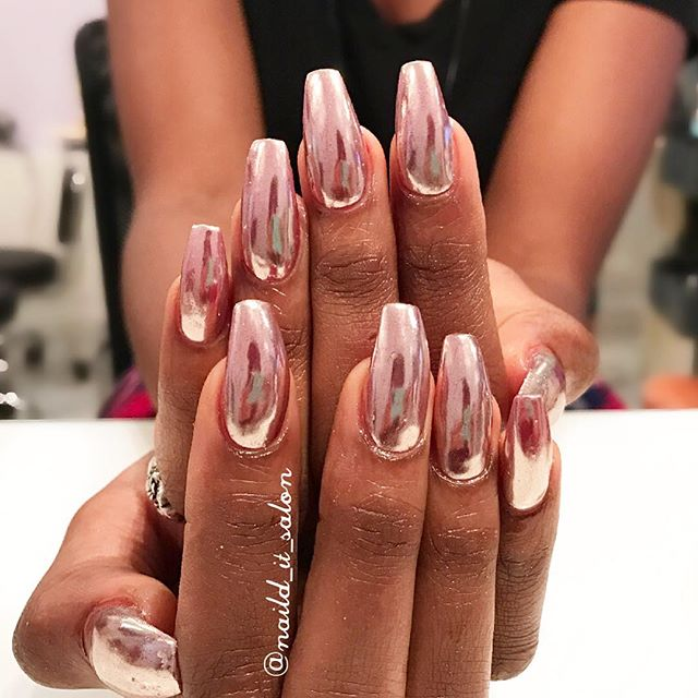We can't stop doing Rose Gold Chrome 😍❤️😍And neither should you 😂._._._._.jpg