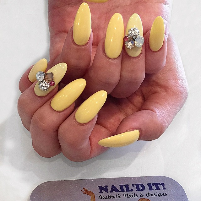 Summer ready 😍 Nails by_ _boondawwg _#nailditsalon#hollywood#nailartwow#nailartdesigns#nailartclub#