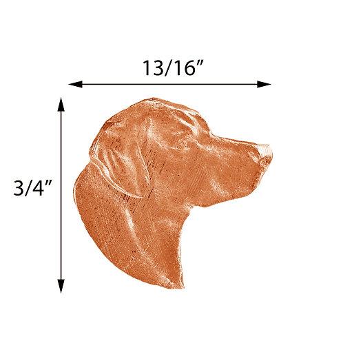Labrador Retriever #120 Impression Die Pressing