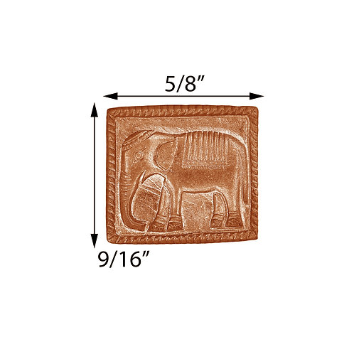 Animal #10 Elephant Impression Die Pressing