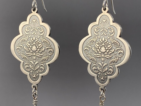 Tips for Finishing Pressed Jewelry Components