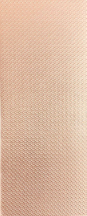 Extra Small Geometric Background Copper Pattern Pressing
