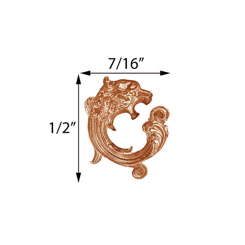 Dragon #20 Impression Die Pressing