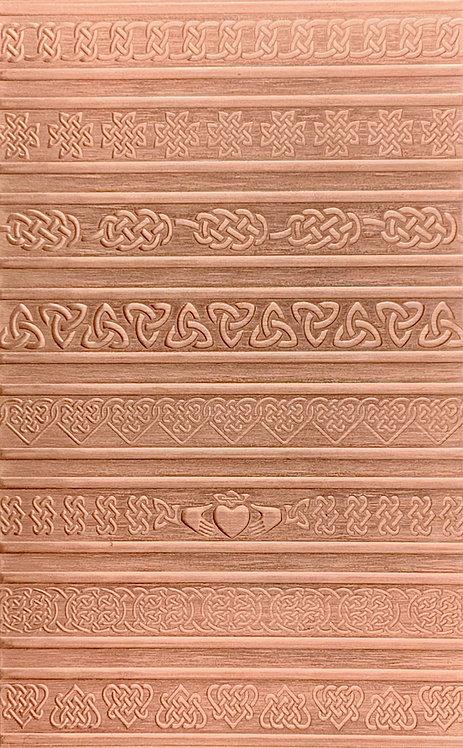 Copper Celtic Knot Rings
