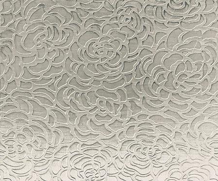 "Flowers Sterling Silver Pattern Pressing 2"" X 2-1/2"""