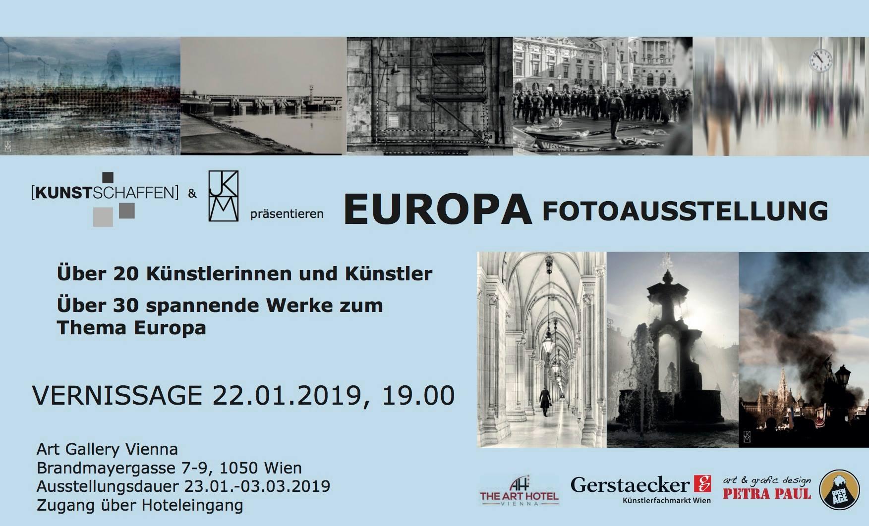 Invitation Photo Exhibition
