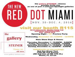 Red Dot Miami/ art Basel Art Miami