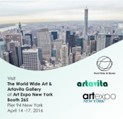 ART EXPO New York 2016