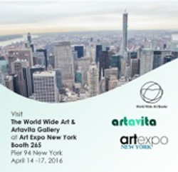 ART EXPO New York 2016