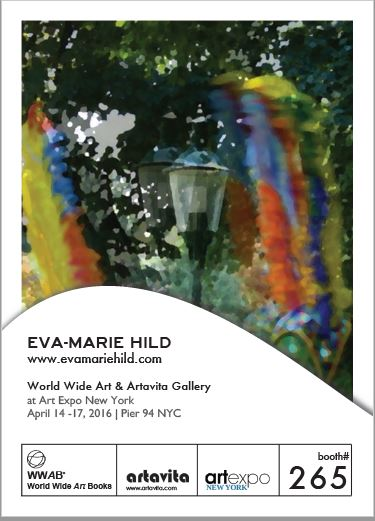 Art Expo New York 2016 Flyer