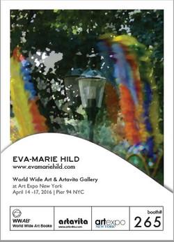 Art Expo New York 2016 Flyer