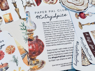 Wintry Spice FULL REVEAL