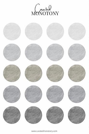 Wisp  Sticker Sheet