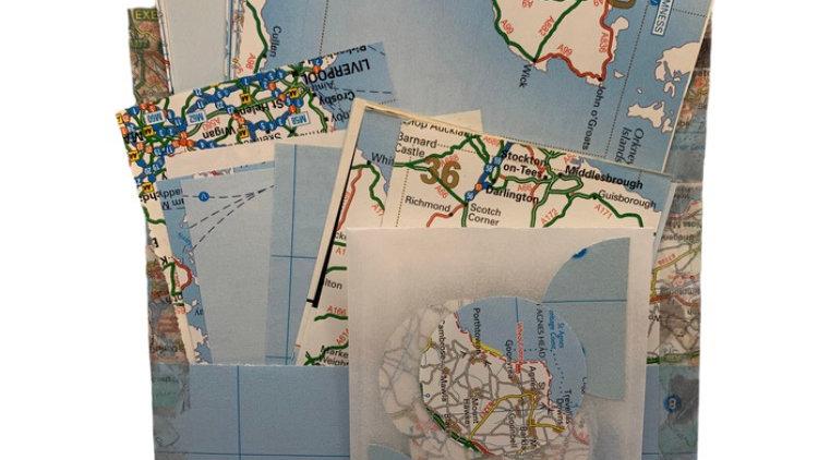 MAPS Ephemera Cutie