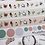 Thumbnail: Natural Winter Washi Stickers
