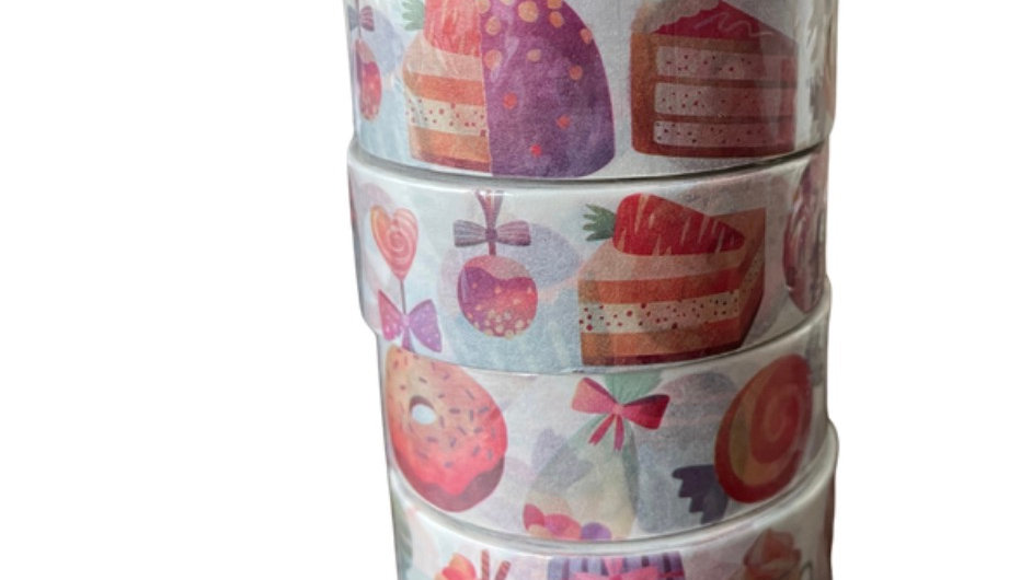 Sweet Tooth Washi