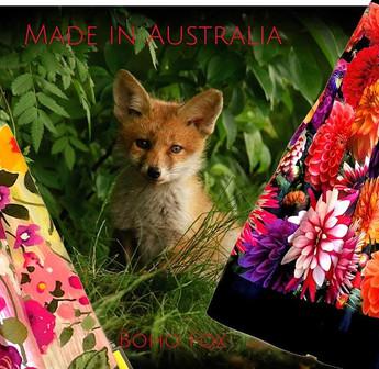 #flowers #prints  #design #pleatedskirt #northernbeaches  #australian #madehere