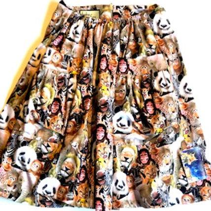 Swish Pocket Skirt