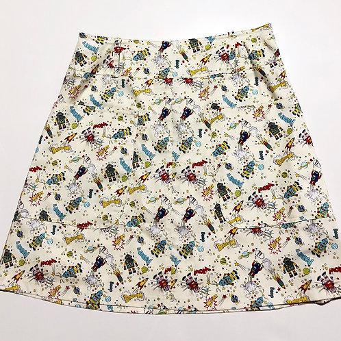 Robot Skirt Medium