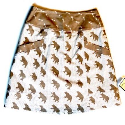 Slide Pocket Skirt
