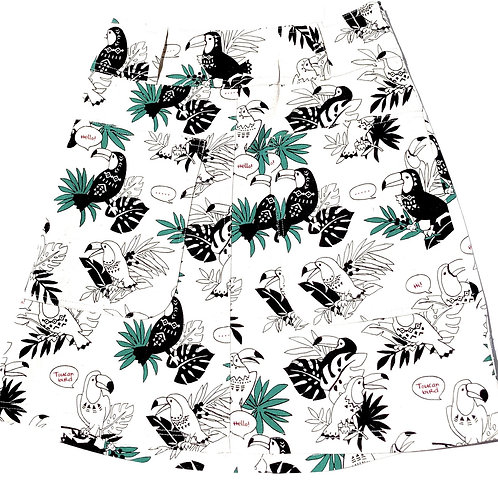 Hello Skirt Large
