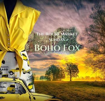 #Foxes _therocksmarkets #sunday