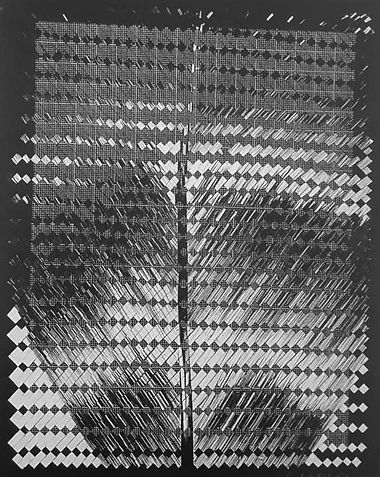 Woven Feather, lithographs, 1986.jpg
