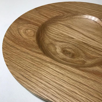 Oak Platter - £125