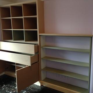Custome Inbuilt Wardrobe & Storage