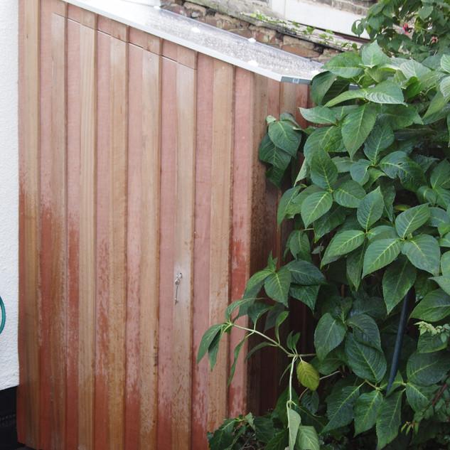 Exterior Garden Shed