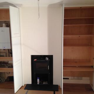 Fitted Wardrobe & Storage Interior