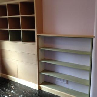 Bespoke Wardrobe & Storage