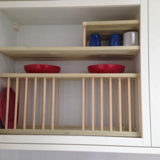 Custom Crockery Cupboard