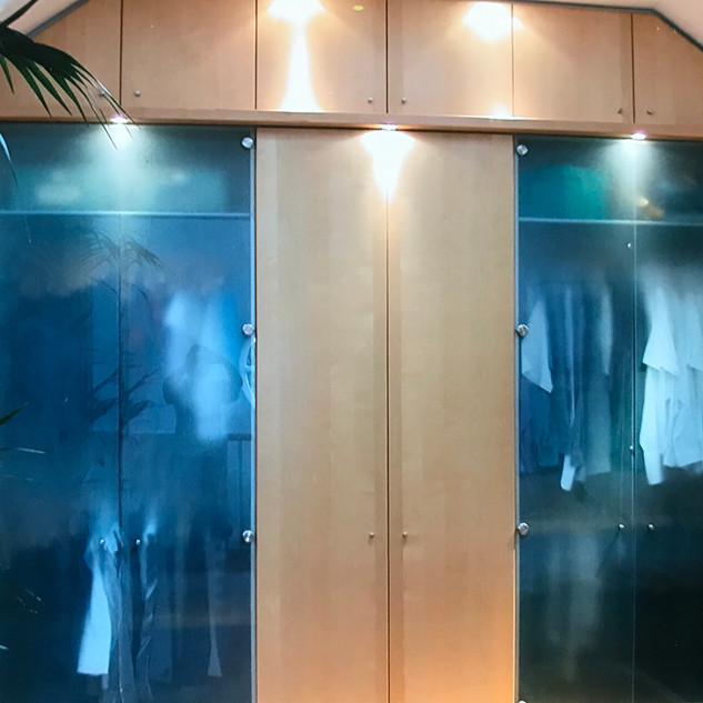 Bespoke Inbuilt Wardrobe