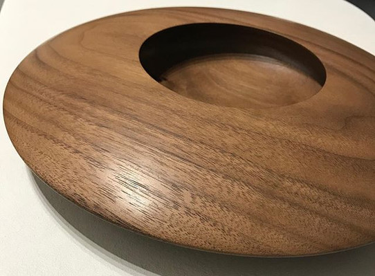 Walnut Bowl - £115