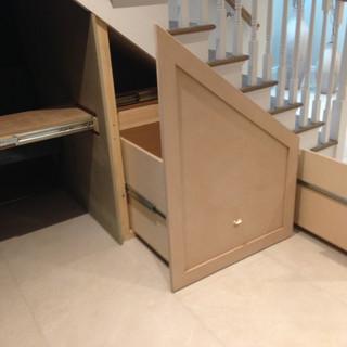 Understair Drawers