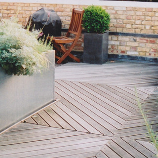 Roof Terrace Decking