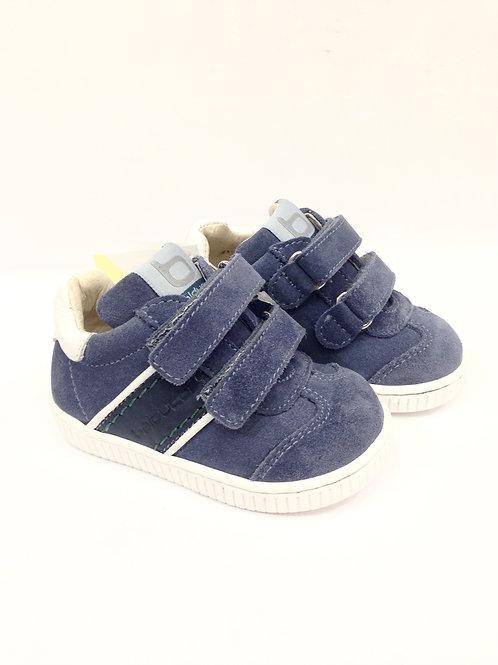 Scarpe bambino primi passi sneakers Balducci apertura a strappo