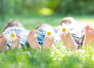 Cattivo odore ai piedi di tuo figlio?
