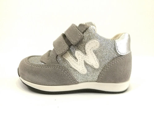 Scarpe bambina sneakers anatomiche Balducci apertura a strappo