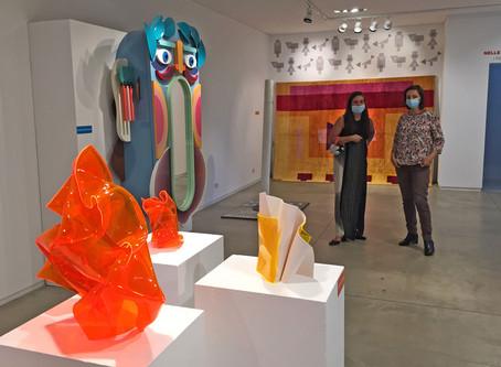 """Exhibition """"In Women's Hands"""", Milan"""