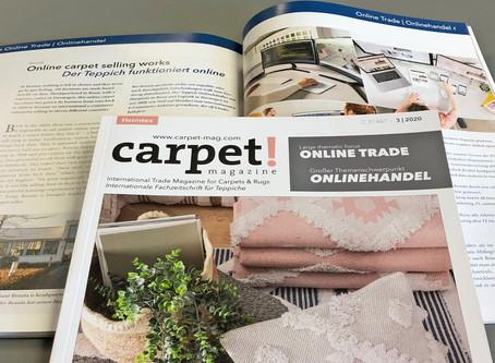 Carpet! Magazine 03/2020 kostenlos online lesen