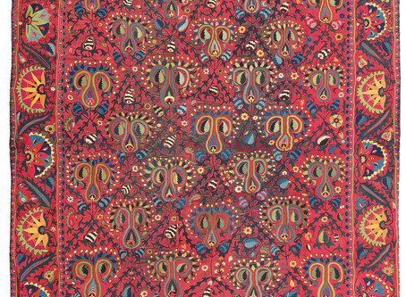 """Dorotheum, Vienna: Auction """"Oriental Carpets, Textiles and Tapestries"""" on October 21st, 2020"""