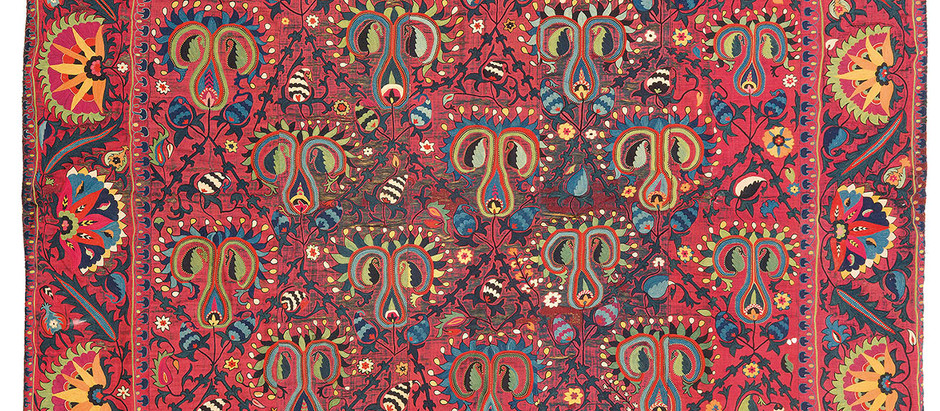 "Dorotheum, Vienna: Auction ""Oriental Carpets, Textiles and Tapestries"" on October 21st, 2020"