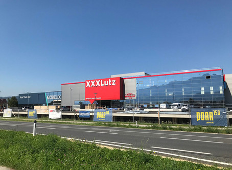 XXXLutz/Möbelix opens in southern Austria