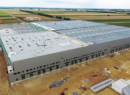 XXXLutz opens central warehouse in Zurndorf