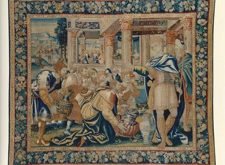 Sartirana Textile Show (Turin, Italy) from 21 - 25 October